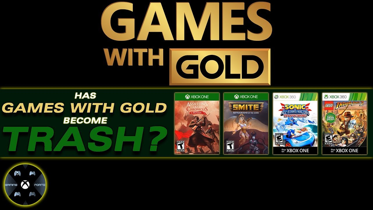 Xbox Live Games For Gold June 2018 Good Or Bad Youtube