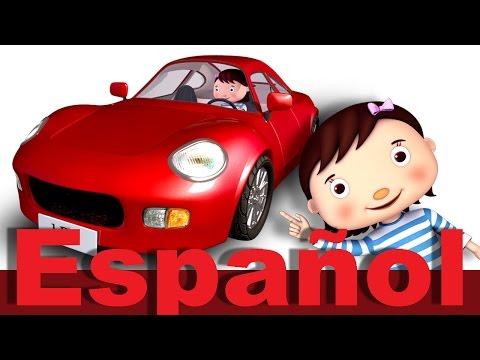 En mi coche me voy | LittleBabyBum canciones infantiles HD 3D