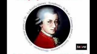 Wolfgang Amadeus Mozart Symphony No. 41 Jupiter Leibowitz part 3/3