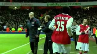 Arsenal vs Tottenham (League Cup Semi Final 2006/07)
