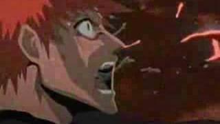 Bleach-Ichigo \/$ Grimmjow - last resort(papa roach)