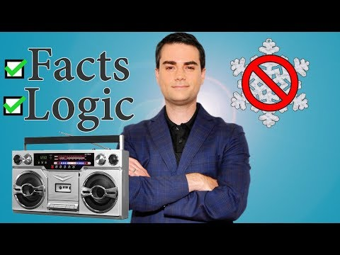 DESTROYED with Facts & Logic ~ 7 Rings Parody ~ Rucka Rucka Ali