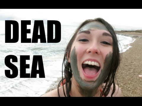 FLOATING IN THE DEAD SEA!!!