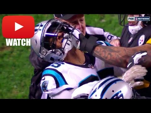 The Most Heated Moments of Week 10 (HD) 2018 NFL Season
