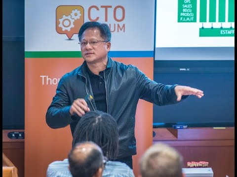 Jen-Hsun Huang - How to Build a Learning Machine
