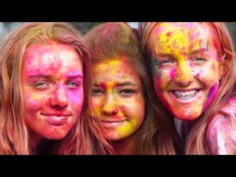 Holi Festival of Colours Auckland 2016