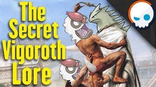 Slaking & Vigoroth: Ancient Empires and Childhood Development? | Gnoggin - Pokemon Theory