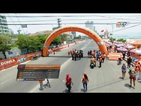 Cúp truyền hinh 2017   TRỰC TIẾP   Chặng 14: Tuy Hòa - Nha Trang   23/04/2017