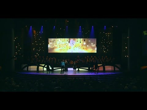 """""""Is He Worthy"""", performed by the World Outreach Worship team and Jared Anderson."""