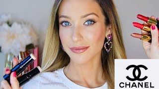 NEW CHANEL BEAUTY SPRING-SUMMER 2019 COLLECTION REVIEW
