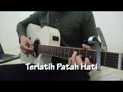 The Rain -Terlatih Patah Hati (Fingerstyle Cover)