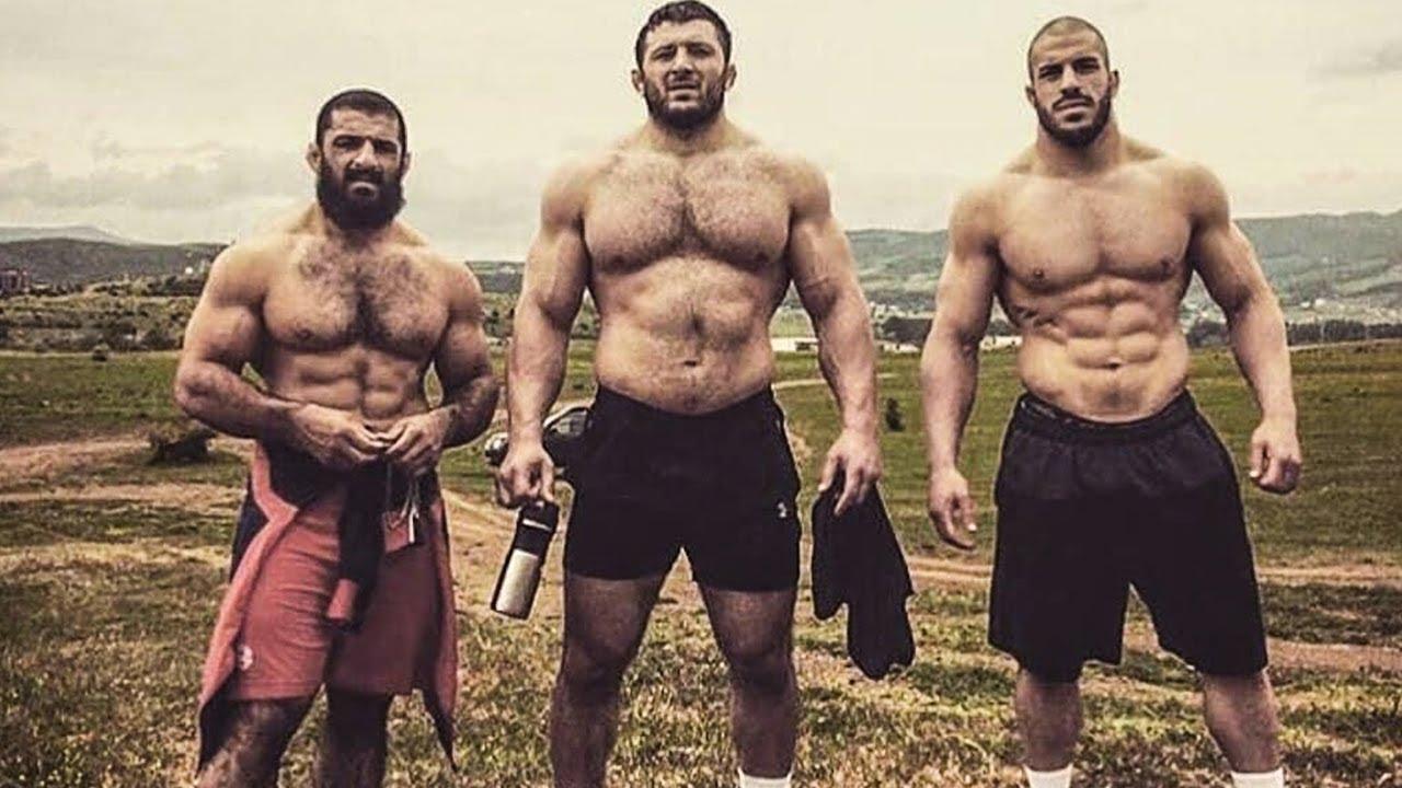 Ето как тренират едни от най-сериозните борци в света!