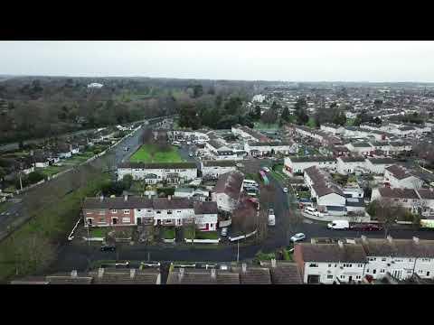 Dji Mavic footage Dublin