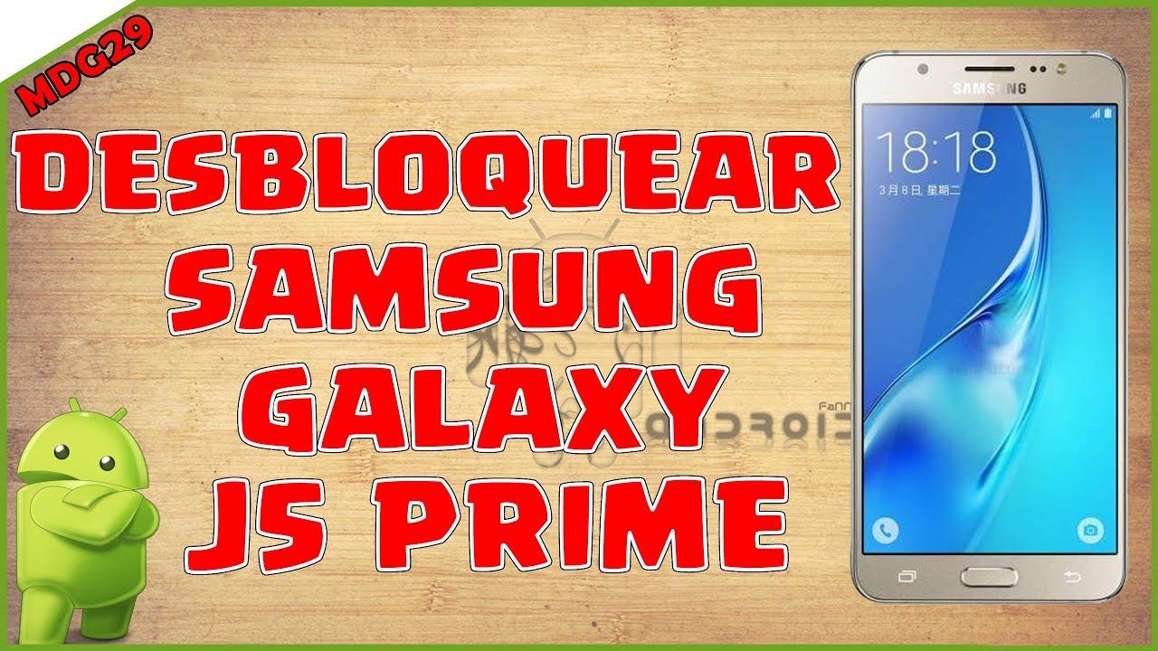 40ae2e1bfa1 Como Desbloquear Samsung Galaxy J5 Prime // Hard Reset // En Español //  MDG29 ツ
