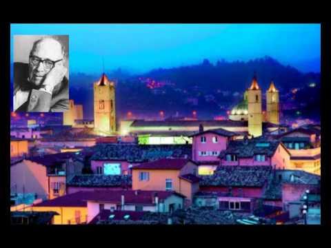 Crepuscolo in città di Riccardo Bacchelli  1891  1985.WMV