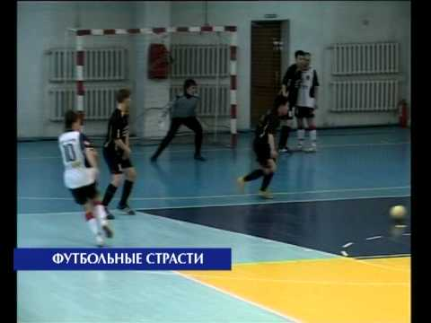 Buryatia mini-football Russian championship 2011 .avi