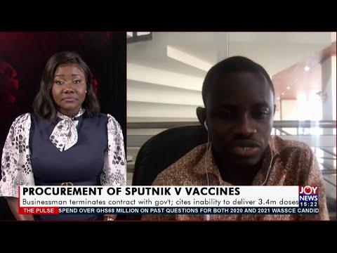 Sputnik V Vaccines: Businessman from Dubai, Sheikh Dalmook terminates contract with gov't (15-7-21)