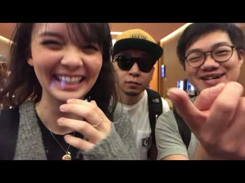 終於有廣東話Vlog啦!Singapore w/ 大J & 薑檸樂   ASHA ETC