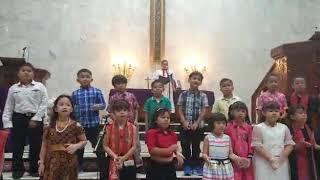 O Sukacitaku - persembahan pujian kelas 1 sekolah minggu HKBP Rawamangun