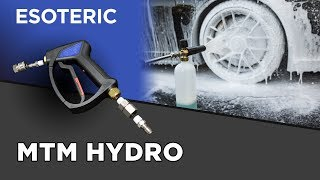 MTM Hydro Foam Cannon Review - ESOTERIC Car Care!