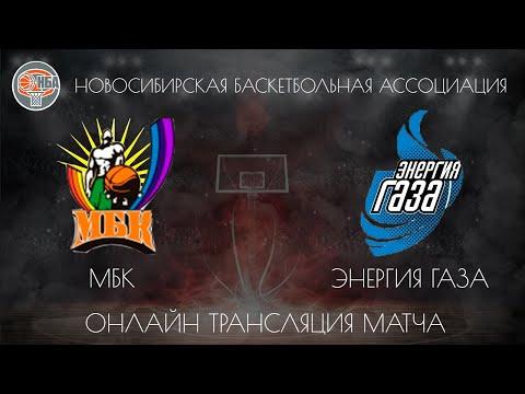 08.12.2018. НБА. МБК - Энергия Газа.