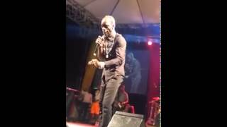 Ninja Man Diss Gully Bop and Laing @ GT Extravaganza Dec 2014