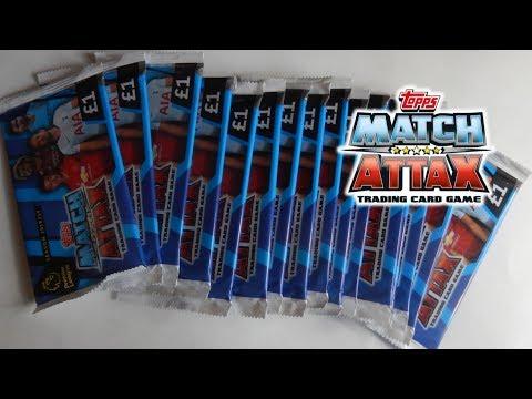 Match Attax firmado 52