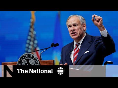 Texas governor outlaws vaccine mandates