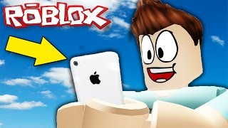 İPHONE 7'DEN KAÇIŞ! - Roblox