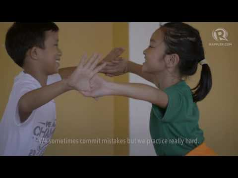 Antique kids dance for OFW moms in Palarong Pambansa 2017