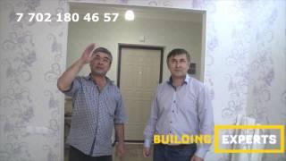 РЕМОНТ КВАРТИР ПОД КЛЮЧ В НОВОСТРОЙКАХ АСТАНЫ. ЖК 7-Я.