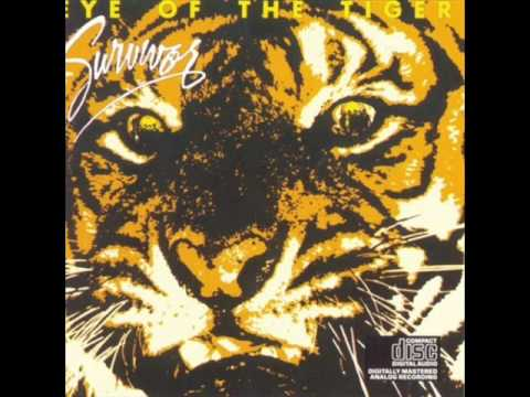 Survivor - Eye Of The Tiger(1982)