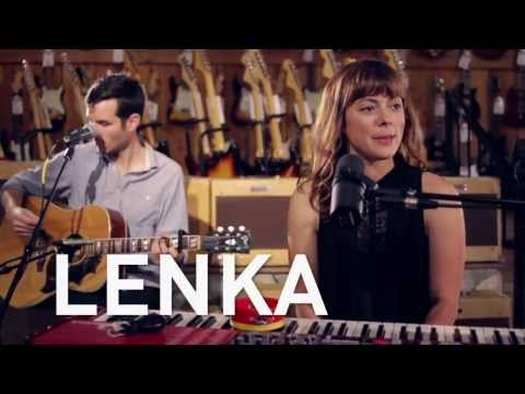 "Lenka ""Nothing Here but Love"" At: Guitar Center"