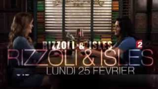 Rizzoli & Isles French Season 1 Promo Channel France 2 #2.