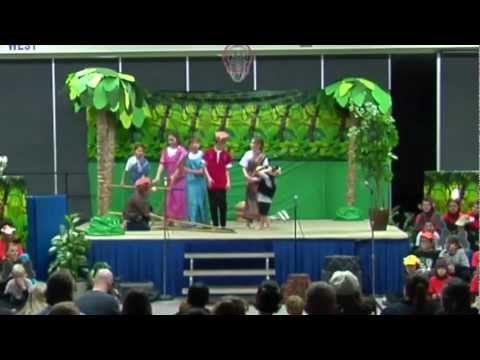 Burlington Elementary School - The Jungle Book