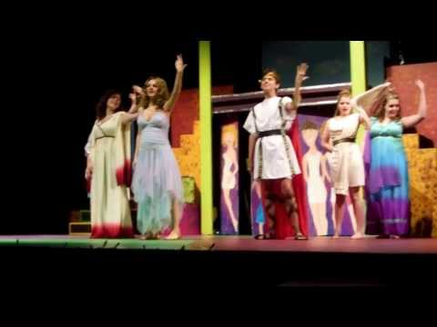 Xanadu play Pulaski County High School 2014