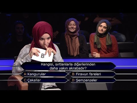 Ümmü Gülsün, 125.000 TL Değerindeki Soruya Ne Yanıt Verdi? - Kim Milyoner Olmak İster? | 857. Bölüm