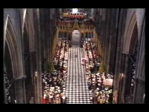 Old 100th (Vaughan Williams) - Westminster Abbey