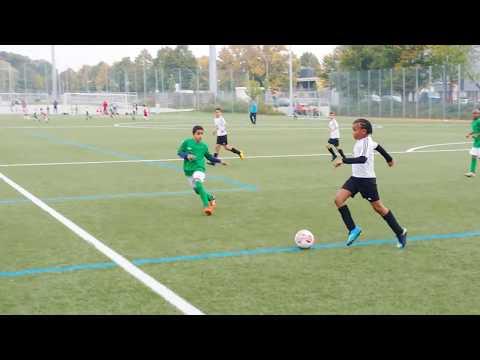 SG Rot-Weiss Frankfurt (E2) vs. SV Griesheim Tarik 8:3 - Goals & Highlights - Juelz Romeo Glenn
