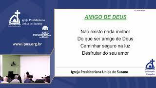 IPUS | Culto Vespertino | 04/10/2020 | Buscando a Deus em Oração