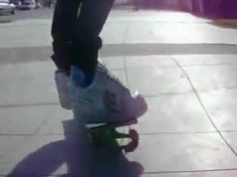 Skate or dier!