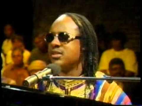 Stevie Wonder BET Video Soul - Donnie Simpson (1995)
