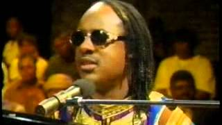 Stevie Wonder BET Video Soul - Donnie Simpson (1995)