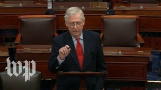 WATCH LIVE: Senators clash over more rescue funds for coronavirus relief, small businesses