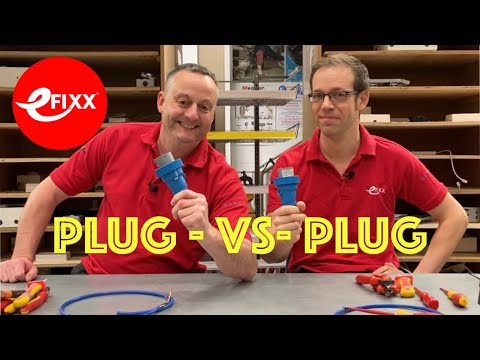 Industrial Connector Shoot Out - XCEE Vs The Cheapest Wohnwagenstecker Ceeform