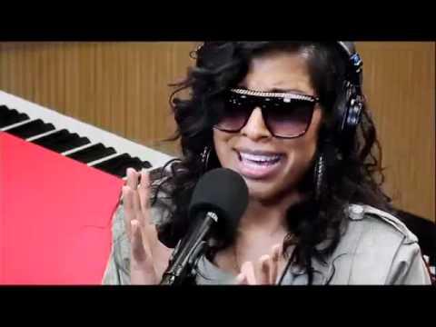 Melanie Fiona - Tom Joyner Morning Show In Studio Jam - It Kills Me