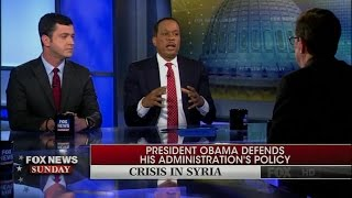 President Obama Defends His Administration's Foreign Policy