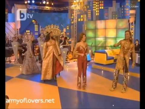 Army of Lovers - Hands Up (Live @ Slavi's Show, Bulgaria)