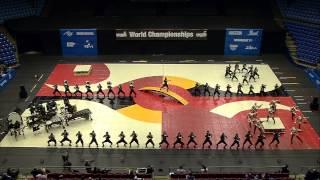 Aimachi's Winds Exhibition performance at the 2014 WGI World Champi...