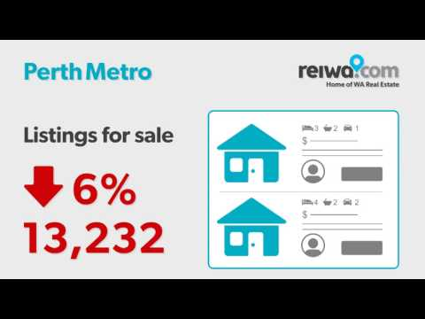 Perth metro July 2017 monthly real estate update